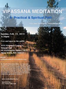 Vipassana Meditation: A Practical & Spiritual Path